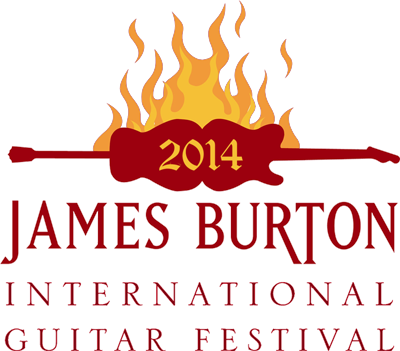 James Burton International Guitar Festival 2014